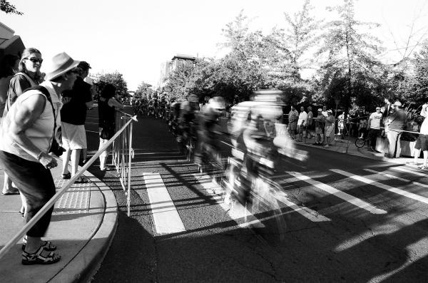 bike racing is good